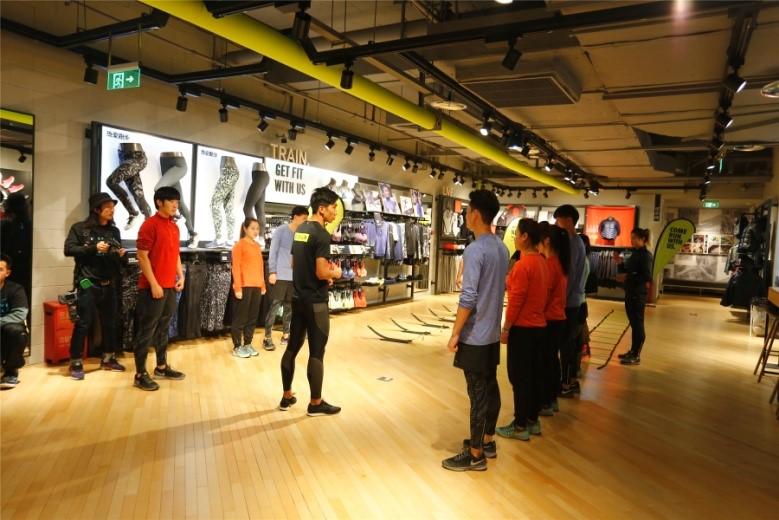 YYsports x NIKE, Leading New Sports