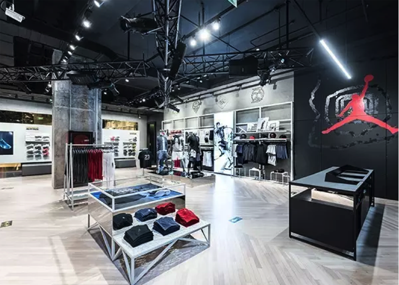 8f5550556ffa46 Grand Opening Of Largest JORDAN Store In Asia - Information Update ...