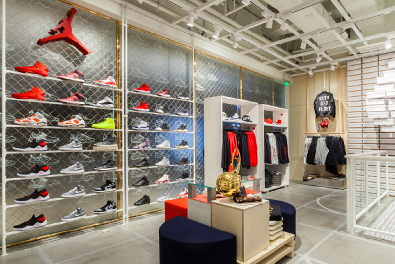 2b8f0e7fcb1c ... sale yysports and nike have more than 10 years of cooperation history.  the opening of